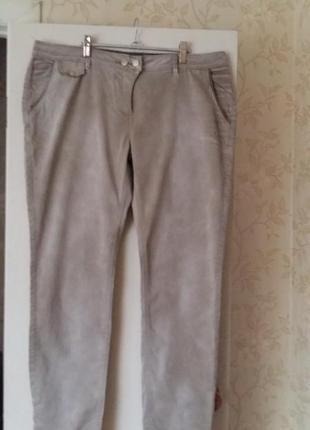 Стильные джинсы от немецкого бренда cecil, батал 36 p.