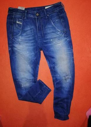 Классные женские джинсы бойфренды diesel 26/30 в прекрасном состоянии