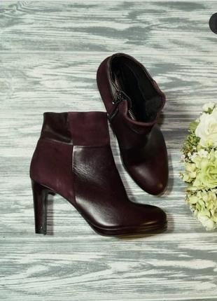 🌿36🌿европа🇪🇺 roberto santi. замша. классные ботинки с европы