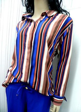 Новая брендовая блузка рубашка 50-52