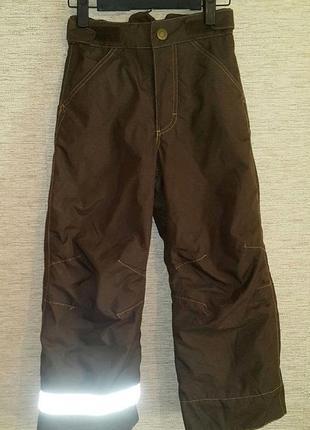 Лыжные /сноубордические штаны на мальчика фирмы h&m