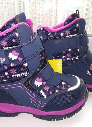 Зимние термо сапоги ботинки фирмы tom.m