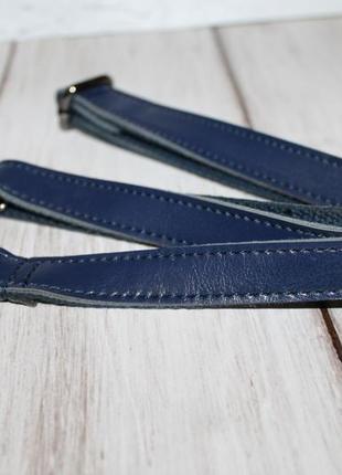 Кожаный плечевой ремень/длинная ручка на сумку