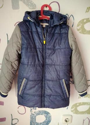 Куртка esprit мальчик 8-9 лет (128-134см)