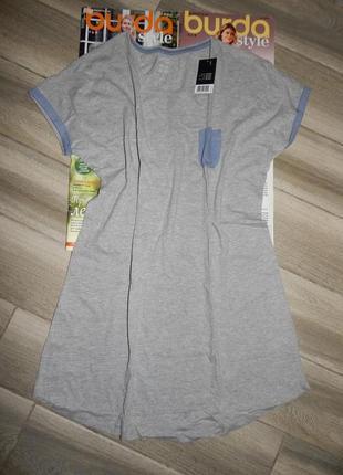 Женская ночная рубашка ночнушка esmara 40/42