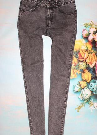 Шикарные джинсы h&m на 12-13л или на хс