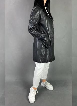Куртка натуральная кожа кожаное пальто vera pelle