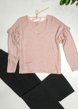 ❤️ мягусенький свитерок