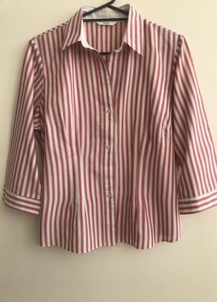 Рубашка marks&spencer #12 1+1=3🎁