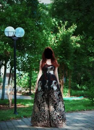 Платье вечернее, на выпускной isabel garcia