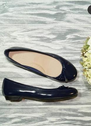 🌿39🌿европа🇪🇺 footglove. кожа. фирменные туфли на низком ходу
