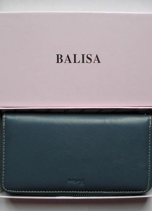 Большой кожаный кошелек-клатч арлекин, 100% натуральная кожа, есть доставка бесплатно3 фото