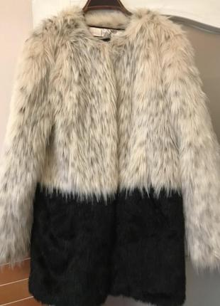Шуба жилетка мех пальто куртка