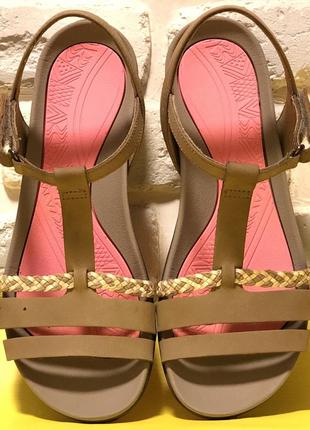 Босоножки,сандали clarks3 фото