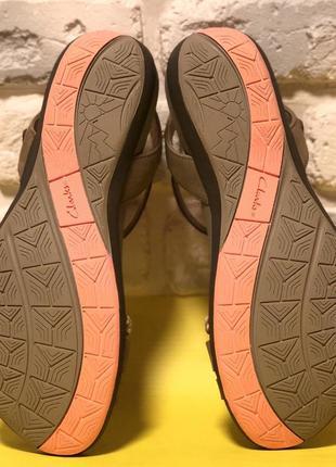 Босоножки,сандали clarks6 фото