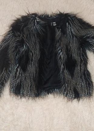 Шуба мех полушубок жилетка пальто куртка