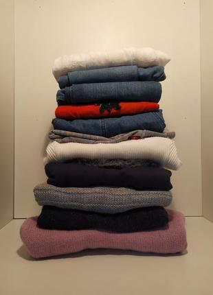 Женские теплые вещи 11 шт. все за 100 гр