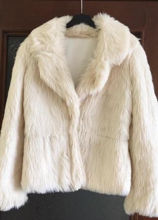 Шуба куртка мех жилетка полушубок пальто куртка
