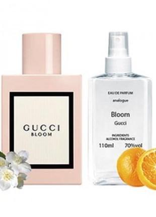 Gucci bloom парфюмированная вода копия