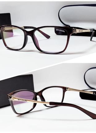 Имиджевые очки с защитой от ультрафиолета (923)