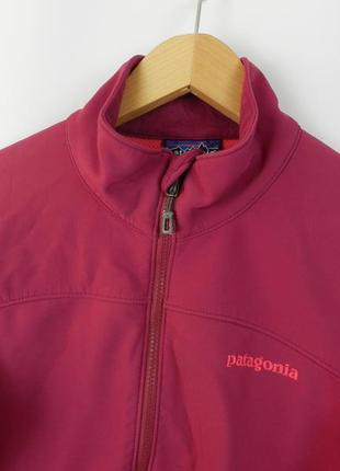 Patagonia софтшел куртка, размер м (12)