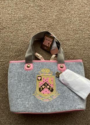 Новая сумочка сумка juicy couture оригинал