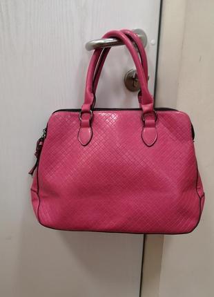 Яркая летняя сумка