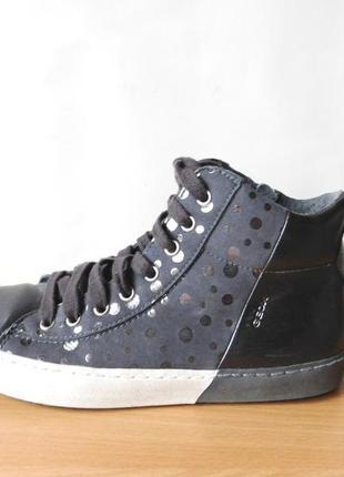 Ботинки кроссовки geox 36 р. стелька 23 см