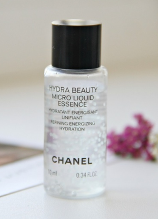 Chanel  hydra beauty micro liquid essence 💋
