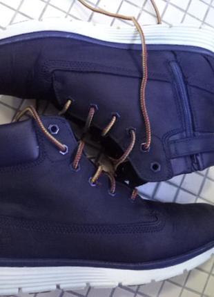 Timberland  ботинки для мальчика 38р