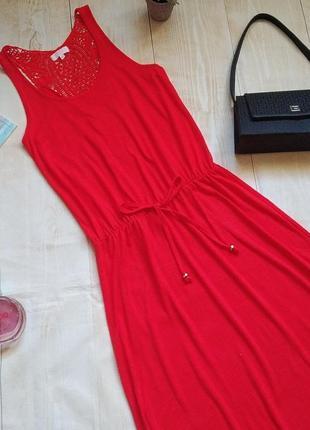 Сарафан платье макси
