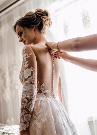 Дизайнерское платье oksana orda