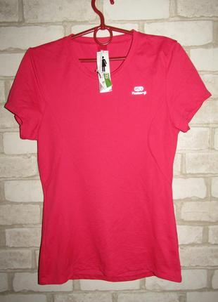 Новая футболка спорт р-р xs-s бренд decathlon