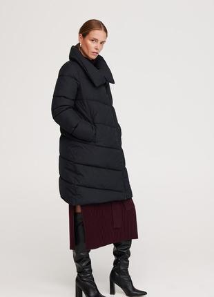 Утепленное пальто reserved