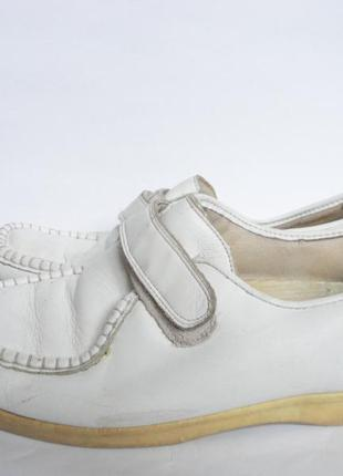 Туфли на широкую ножку р.44