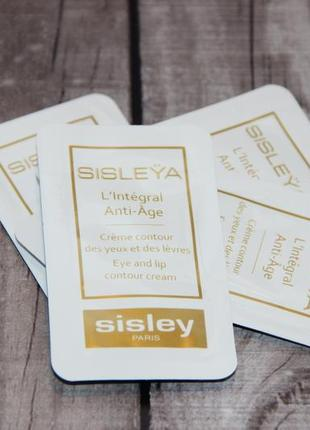 Крем для глаз sisleya  l*integral anti age eye and lip contour cream