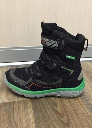 Ботинки зимние сапожки черевики термо elefanten германия р.30 (19.5см)