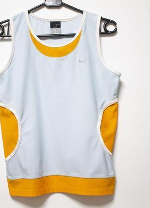Nike tennis dri-fit найк для тенісу майка та спідниця