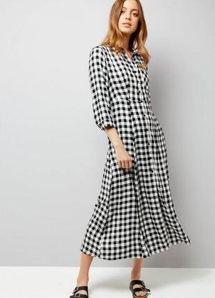 Платье макси от new look