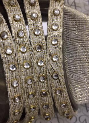Босоножки женские adrianna papell, новые, оригинал, размер 38,5.8 фото