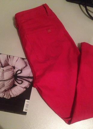 Укороченные джинсы.1044