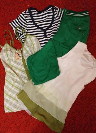 Пакет  летней одежды, микс,набор размер l-xl