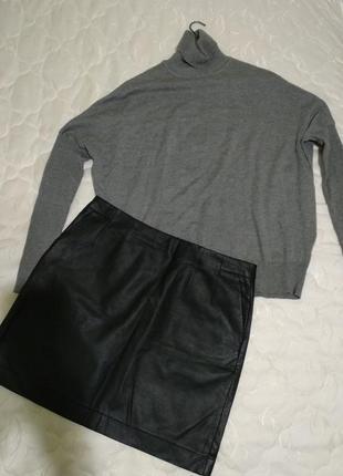 Юбка с карманами h&m