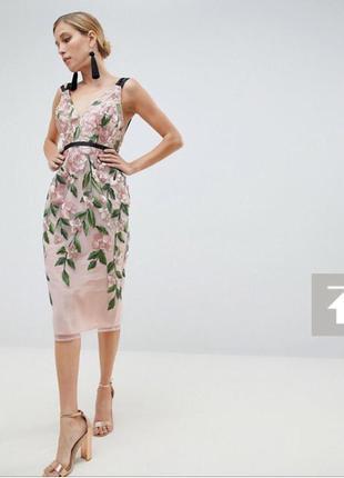 Плаття з вишивкою
