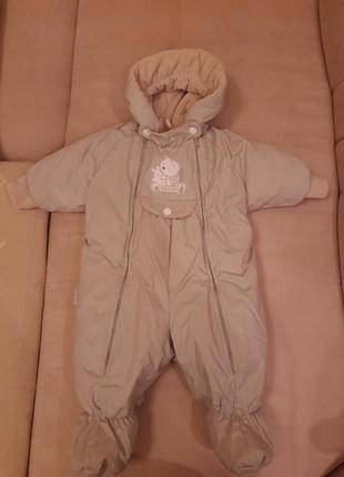 Зимний комбинезон ketty baby