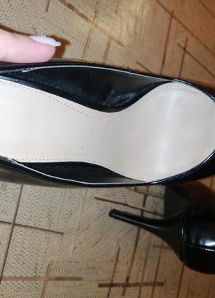 Туфли лодочки zara