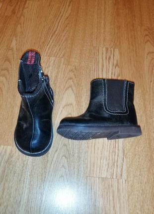Чоботи челси сапоги сапожки демесезоные на мальчика ботинки