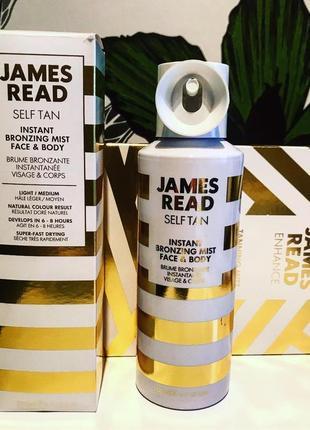 Спрей-автозагар james read self tan 200 мл