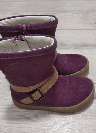 Демісезонні черевики clarks 22-23 розмір 13 см устілка