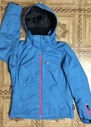 Зимняя лыжная куртка thinsulate the north face(оригинал)р.s